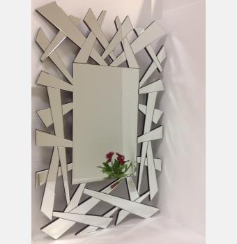 Декоративное зеркало Cross Frame (Кросс Фрэйм), 95*150 см