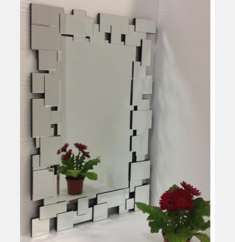 Декоративное зеркало Matrix Frame (Матрикс Фрэйм), 80*120 см