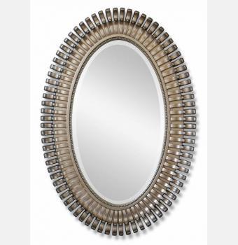 Овальное зеркало в раме Amerind (Америнд), 76*112 см