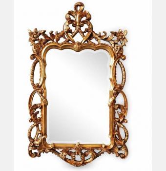 Зеркало в резной раме Floret (Флорет), 76*123 см