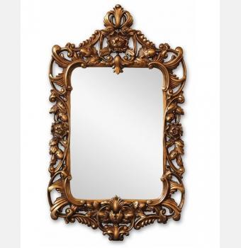 Зеркало в раме барокко Frederick (Фредерик), 68,5*117 см