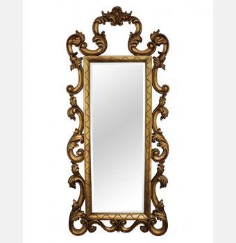 Зеркало  Firenze Gold (Флоренция), 85*193 см