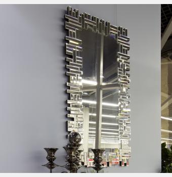 Декоративное зеркало Jenga (Дженга), 57*116 см