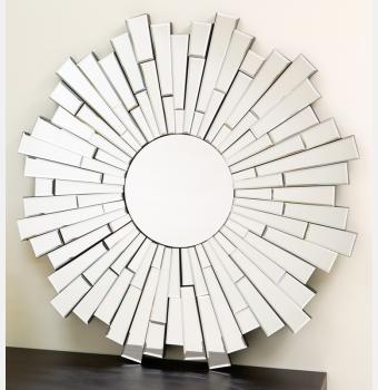 Декоративное зеркало-солнце Sunshine (Саншайн), Ø101 см