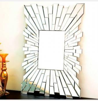 Декоративное зеркало Sunshine Frame (Саншайн Фрэйм), 60*90 см