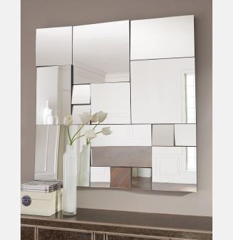 Декоративное зеркало Brok (Брок), 100*100 см