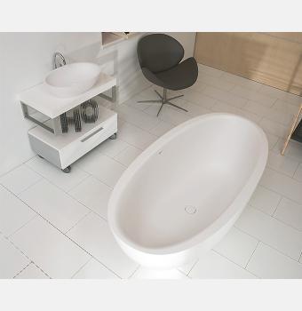 Balteco Flo Каменная ванна