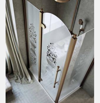 Серия Principe - душевые ограждения и шторки для ванн