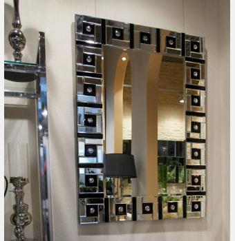 Декоративное зеркало Box (Бокс), 86*122 см